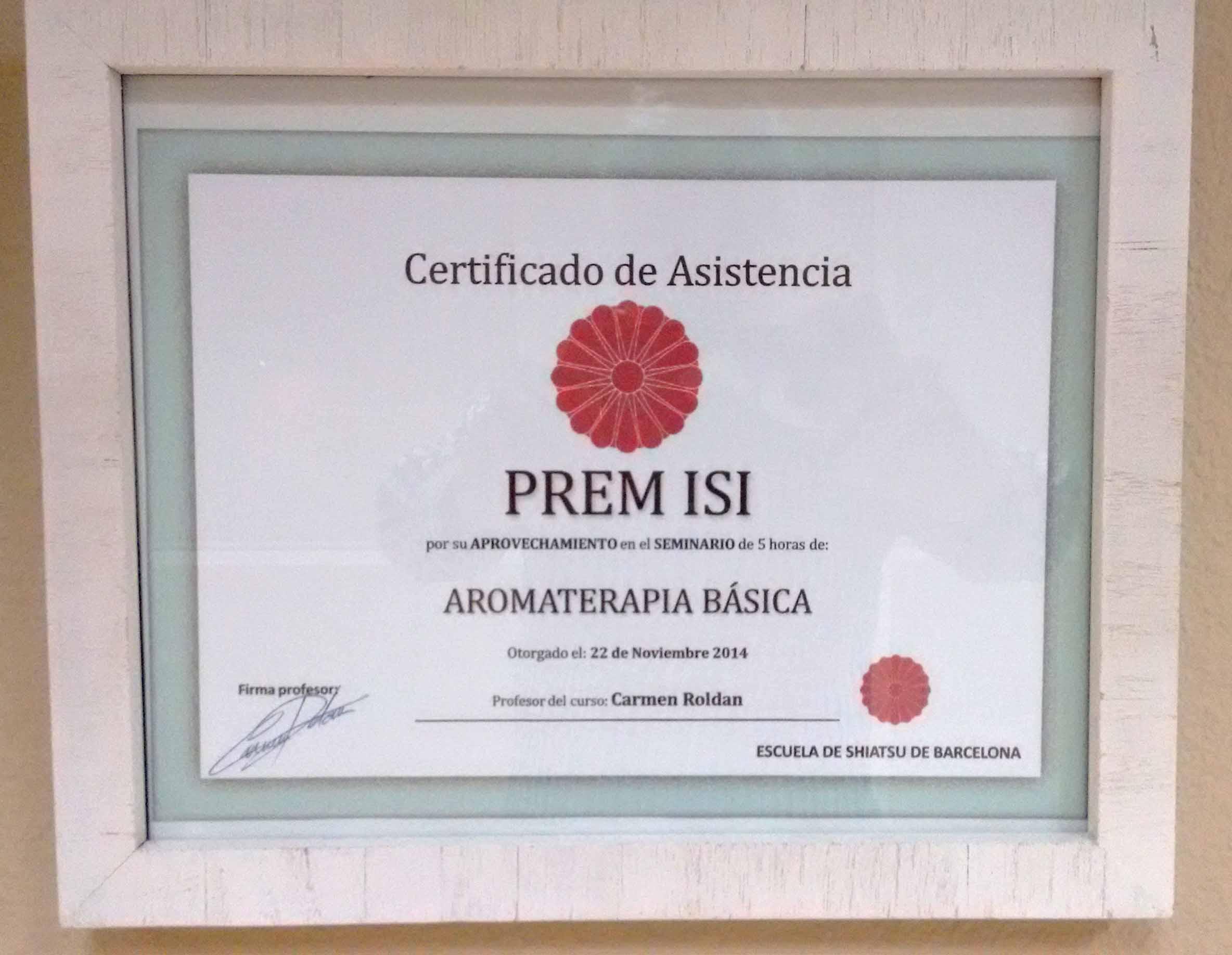 Aromaterapia Básica